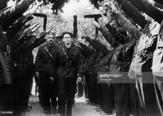 Sima, Horia - Politician, RomaniaSima, leader of the Iron Guard, and. Axis Powers, Any Images, Politicians, Still Image, World War Ii, Illustration, Presentation, Iron, Movie Posters