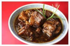 Five-Spice Oxtail Stew recipe on Food52