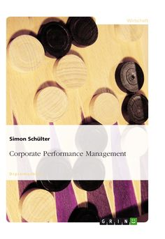 Corporate Performance Management GRIN: http://grin.to/va1Sm Amazon: http://grin.to/UHX0P