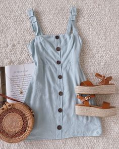 Stylish Dresses For Girls, Summer Outfits For Teens, Frocks For Girls, Cute Dresses, Summer Dresses, Teen Fashion Outfits, Edgy Outfits, Dress Outfits, Cute Comfy Outfits
