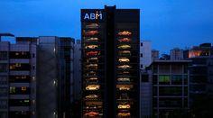 Worlds Largest Car Vending Machine in Singapore Dispenses Real Bentleys & Ferraris http://ift.tt/2seYnVU