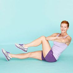 Banish Every Bulge: Ab, Butt, and Thigh Workout