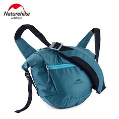 (33.17$)  Watch now - http://ai80u.worlditems.win/all/product.php?id=32741283978 - NatureHike Ultralight Single Shoulder Bag Waterproof Inclined Bag Multifunctional Outdoor Sport bag 8L Climbing Backpack
