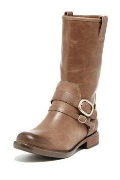 Novah Buckle Boot by Lucky Brand on @HauteLook