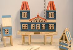 Gallery of Kapla Block and Kapla Building Set for Architecture