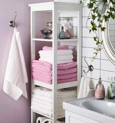 Wunderbare Kleine Badezimmer Storage Ideen IKEA | Mehr Auf Unserer Website  | Kleine Badezimmer Storage