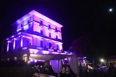 Amazing Lighting at Villa Augusta (Rome) ⚡️🔝 Lighting made by Roma Party Service ❤