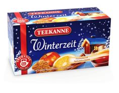 TEEKANNE - Winterzeit - Saisontee
