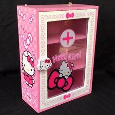 Kotak Obat Hello Kitty