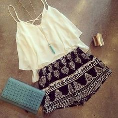 Love a cute summer outfit