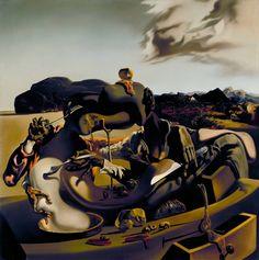 Autumnal Cannibalism 1936, Salvador Dali, Gala-Salvador Dali Foundation/DACS, London 2002
