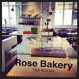 Rose Bakery London - Dover street market
