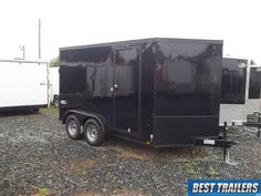 2017 blackout enclosed trailer double motorcycle extra height LED 7 x 12 Concession Trailer For Sale, Trailers For Sale, Used Food Trucks, Enclosed Trailers, Utility Trailer, Recreational Vehicles, Motorcycle, Led, Camper Van