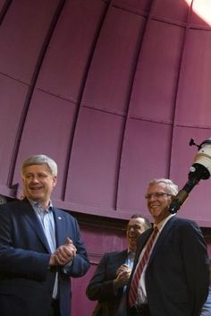 Thirty Meter Telescope: Harper Announces Federal Investment In Project