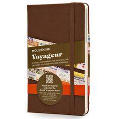 Moleskine Voyageur Travel Notebook