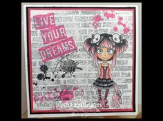 Image Stamp, Homemade Cards, Dreaming Of You, Card Ideas, Wonderland, Card Making, Projects, Character, Inspiration