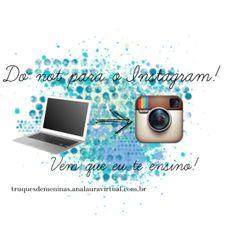 """""""Publicar do pc para Instagram"""" by truquesdemeninas on Polyvore"""