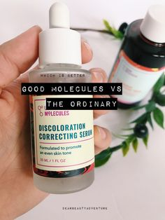 good molcules vs the ordinary The Ordinary Guide, The Ordinary Reviews, The Ordinary Serum, The Ordinary Products, The Ordinary Niacinamide, Even Skin Tone, The Thing Is, Beauty Review