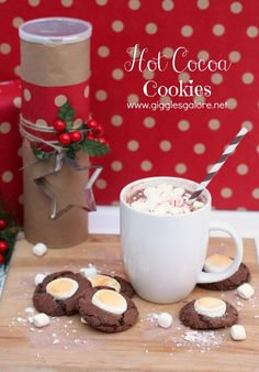 Hot Cocoa Cookies vi