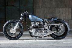 'MasterPeace' Triumph TR6 – Heiwa Motorcycles