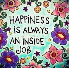 depender dos outros pra estar feliz é uma receita falida...