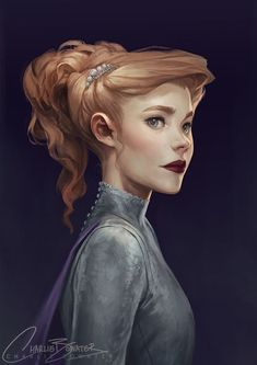 Feyre or maybe Elian. But from TOG maybe Yerene?