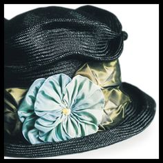 Love the shape of this #hat!