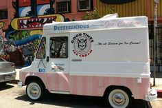 Good Times Ice Cream Food Truck