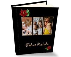 Album Retro Pelle Black Christmas