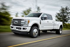 For a long time now, the Ford F-Series pick-up truck is the top selling vehicle in the U.S., and with the new 2017 Super Duty Series flexing its muscles it isn't hard to see why