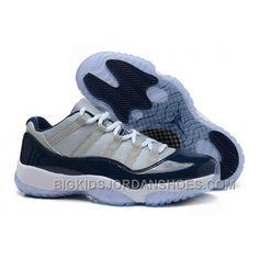low priced 317a7 8d6c0 Order Buy Nike Air Jordan 11 Low Girls Citrus Mens Shoes 2015 Gray-black  2016