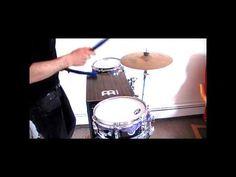 Percussion Kit // Cajon Setup. (Various Rhythms).