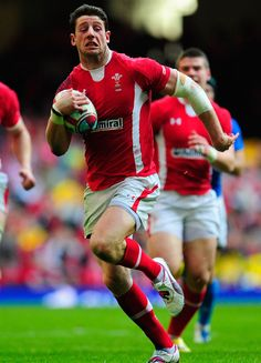 Wales - Alex Cuthbert