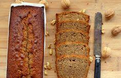 Pan de Nuez y Miel | Espacio Culinario