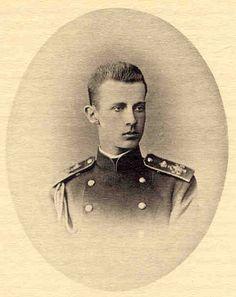 A young GD Dimitri Konstantinovich #Romanov _BM