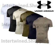 Under Armour 1216007 UA Mens HeatGear Compression Short Sleeve T-Shirt ALL COLOR