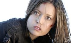 Episodic shot of Summer Glau as Cameron.