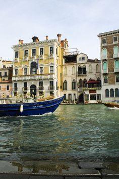 High tide in Venice, Italy