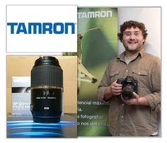 Pedro Martins : Ser embaixador da marca TAMRON...