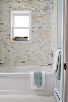 Image result for marble basketweave tile bathroom