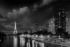 Paris Monochrome HDR   Flickr - Photo Sharing!