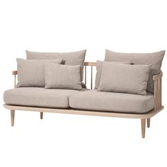 Fly SC2 sofa, Hot madison 094, by &Tradition.