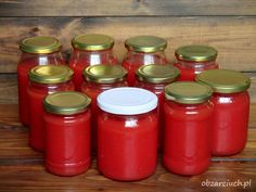 Salsa, Detox, Mason Jars, Canning, Tableware, Food, Soups, Dinnerware, Salsa Music