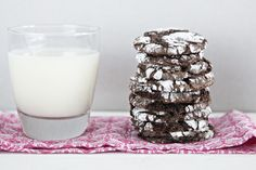 E-A-S-Y Cake Mix and Cool Whip Cookies. Photo by Dine & Dish