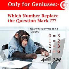 Puzzle - Solve it, If you are a Genius Ocean care forwarders pvt ltd