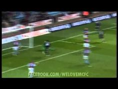 Aston Villa 1-3 Man City 2006/2007