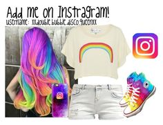 """""""Add Me On Instagram!"""" by xxstay-goldxx ❤ liked on Polyvore featuring Wildfox, Casetify and Converse"""