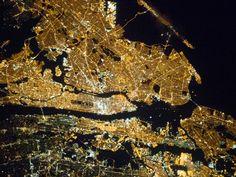 NASA - New York City at Night