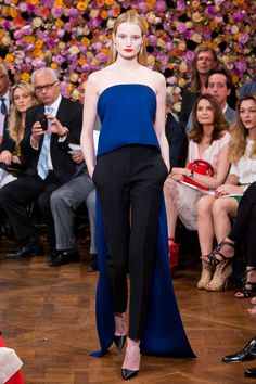 christian dior haute couture A/W 2012 by raf simons