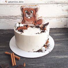 Вот такой первый совместный тортик у нас с Алёной получился!❤вот что она пишет.. Repost from @galyamova_alena @TopRankRepost #TopRankRepost Хотелось ещё и в зубы ему приклеить деревяшку (корицу) для реалистичности Это самый смешной торт, или так только мне кажется